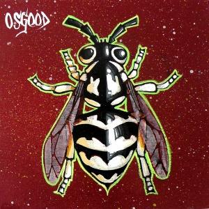 Walla Walla White Wasp by John Osgood